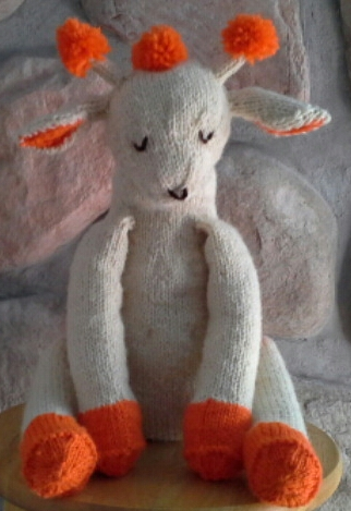 tricot girafe Nolan cadeau