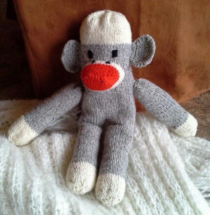 tricot singe Jordan cadeau